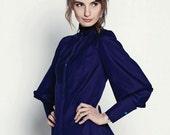 Blue colour blouse I'Ma Princess for women