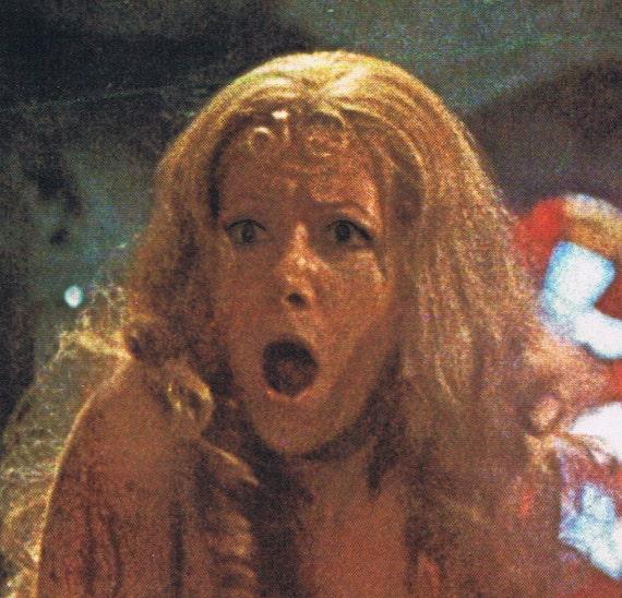 MATURE Lesbian Vampires 1970s Cult Classic Movie Print