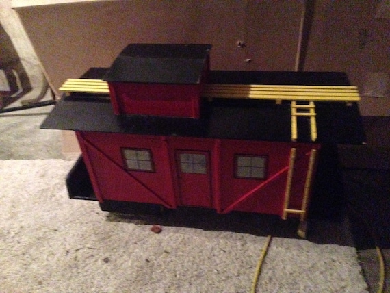 items similar to handmade train toy chest toy on wheels on etsy. Black Bedroom Furniture Sets. Home Design Ideas
