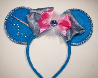 Fairy Godmother inspired Minnie Mouse Ears