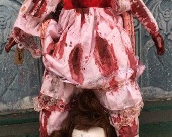 Sabrina the Headless