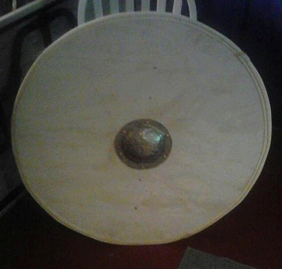 Authentic Viking Plank Shield