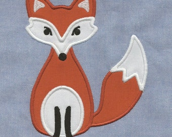 Fox for Machine Applique
