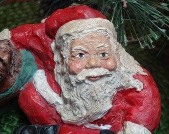 Fabulous Santa Claus Figurine