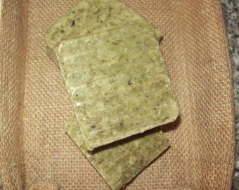 Nettle Shea Butter Cold Process soap