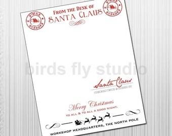 Items similar to Letter to Santa Kit - Including wishlist ...