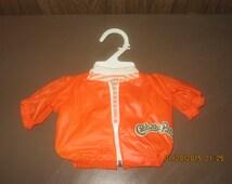 Cabbage patch doll jacket, vintage , original, 1980s era