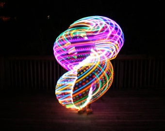 Mystery LED hoop special!! 3/4 or 5/8