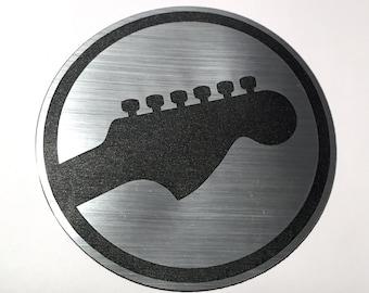 Guitar Head Magnet