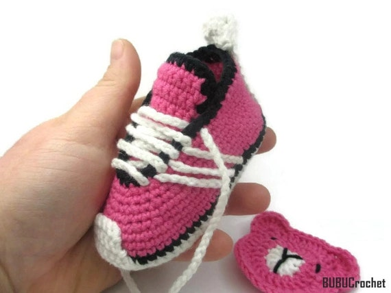 Crochet Baby Shoes cute baby shoes Baby Booties Crochet