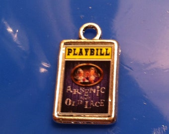 Theater / Show Charm - Playbill  - ARSENIC and OLD LACE