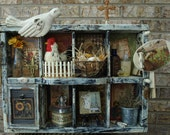 French Country-A Shadow Box Collection
