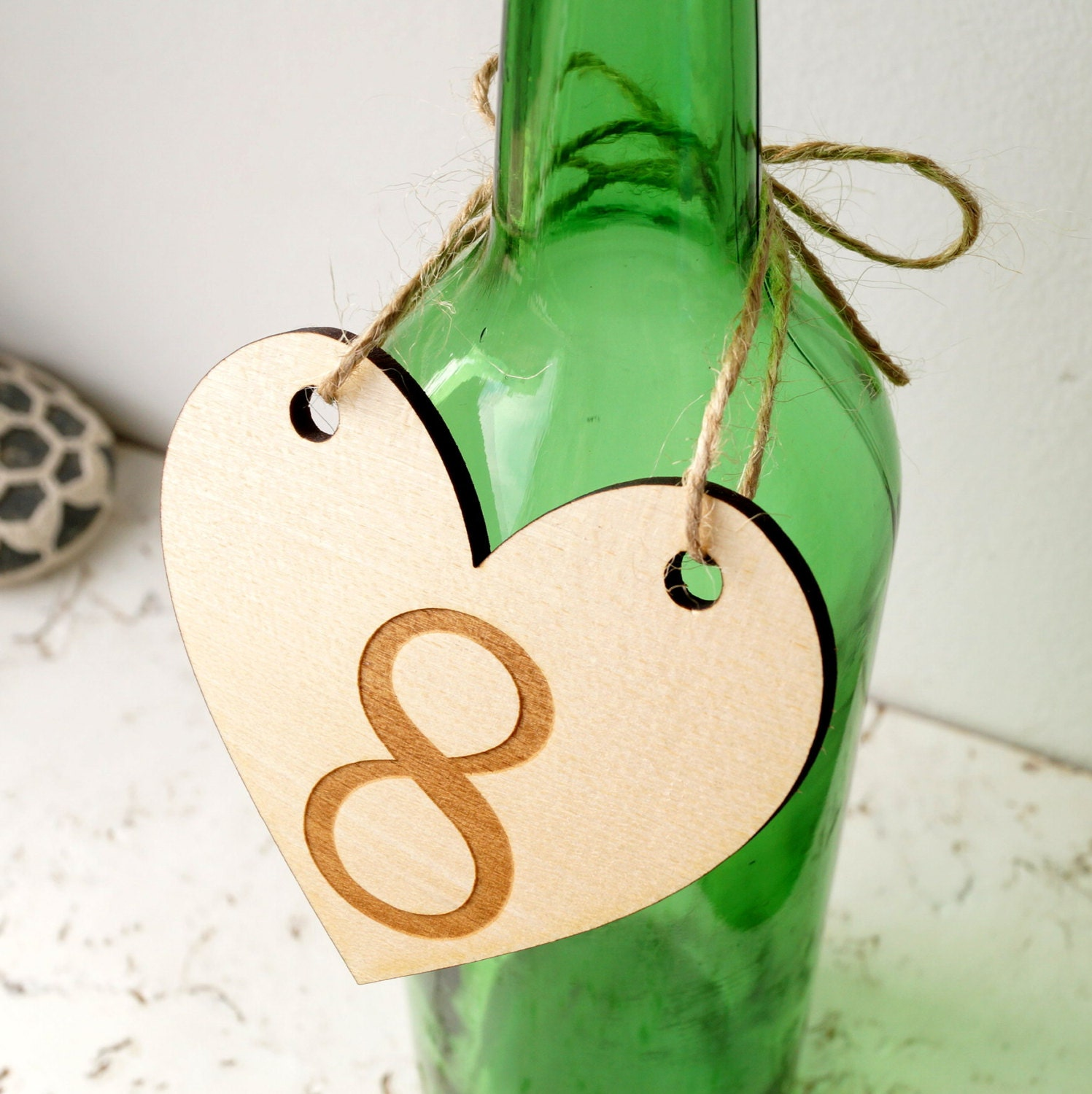 Superb img of Wedding table number wooden table numbers by CorkCountryCottage with #9F662C color and 1497x1500 pixels