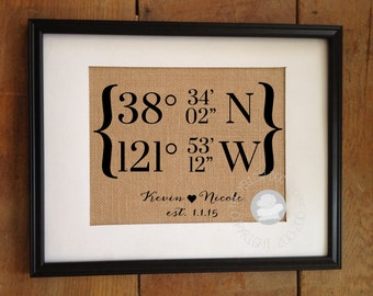 Vintage Wedding Gift For Husband : ... /Wedding Gift for Husband or Wife Housewarming Frame not include