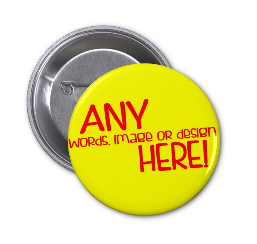 Picture Blog About Pinback Buttons | Pinback Button Pantheon
