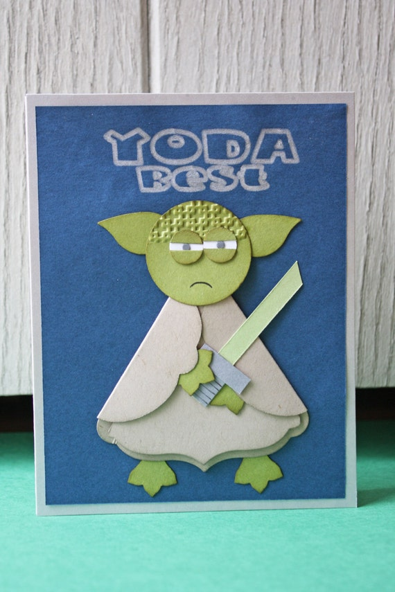 Star Wars Yoda Valentine Card Wish Your Little Jediu0027s A Happy Valentineu0027s  Day With This Star Wars Inspired Valentineu0027s Day Card, Or Send Them To  School For ...
