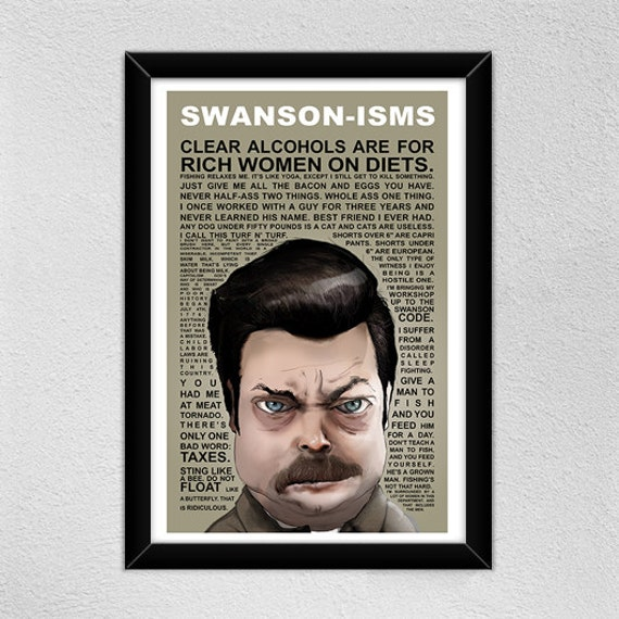 Lastest RON SWANSON Quotes Like Success