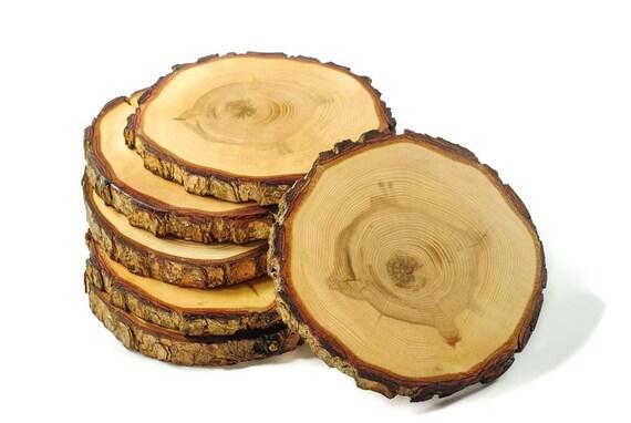 Rustic Wedding Gift Wood Coasters Drink By Mainebirchworks