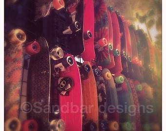 Pink Skateboards