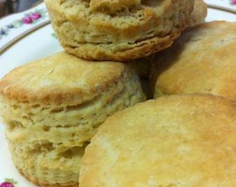 Fresh Gluten Free Biscuits