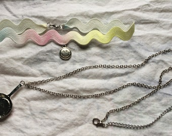 Come Fry With Me Necklace Set