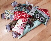 Soothing Lavender Eye Pillows ~~ Microwaveable or Freezeable ~ Great Gift