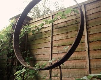 Garden Sculpture, plant climber