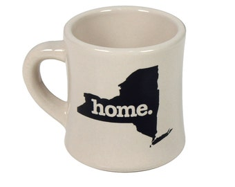 New York home. Ceramic Coffee Mug