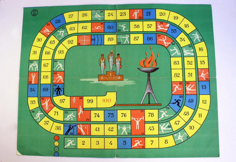 Vintage Sports Games 12