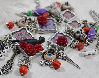 HoCuS PoCuS HaLLoween Necklace - Halloween Jewelry