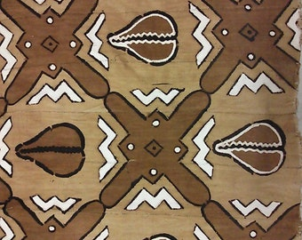 Christmas Holiday Gift Large Mali mudcloth fabric