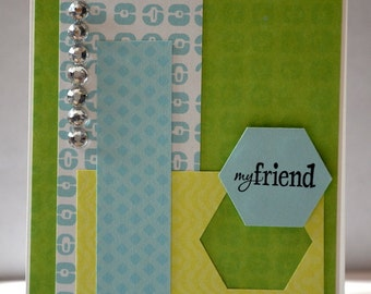"Card ""friend Myt'"