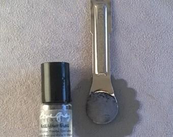 Roll Your Eyes HD Sheer Mineral Eyeshadow- Smoke