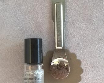 Roll Your Eyes HD Sheer Mineral Eyeshadow- Smokey