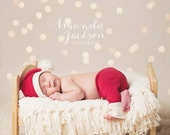 RTS Christmas / holiday santa outfit for newborn