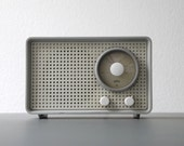Original AM / FM Braun SK 22 tube radio from 1959 with bakelite housing - Fully functional