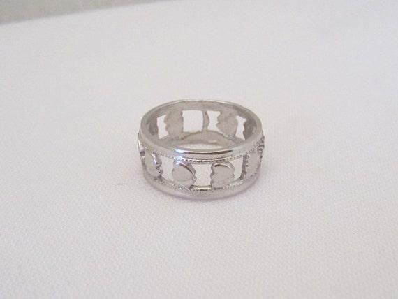 Espo Sterling Silver Ring