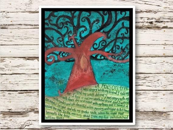 a poison tree by william blake pdf