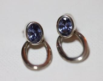 Vintage .925 Sterling Earrings