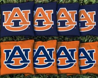 Auburn Cornhole Bags - Collegiate Licensed