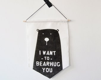 Bear Hug Banner