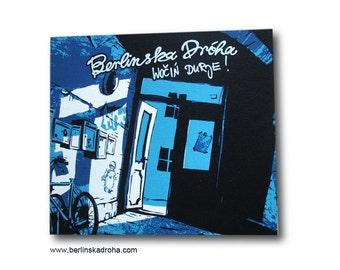 Berlinska Dróha | WOČIŃ DURJE!  Album