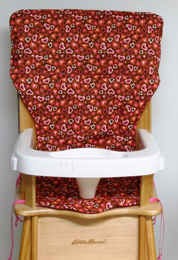wooden high chair cover older style eddie by sewingsillysister