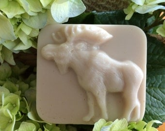 "Goat's Milk and Shea Butter Soap - ""Madison the Moose"""