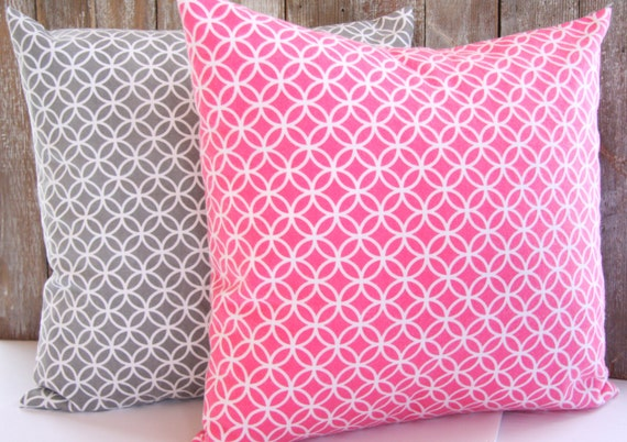 Throw Pillow Set Of 2 Pillow Cover Set Matching By
