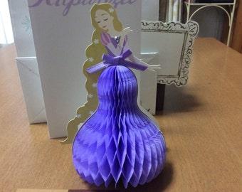Disney Princess Rapunzel standing paper craft supplies