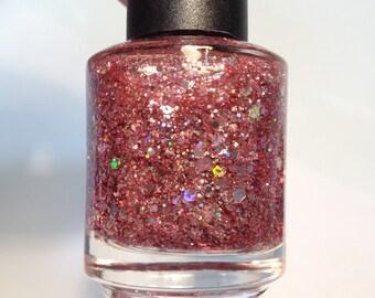 Pinksicle Glittah Nailz Glitter Nail Polish