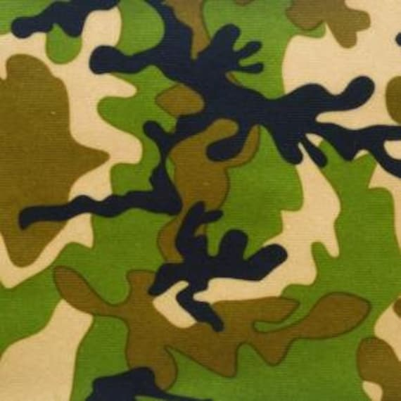 babyville pul waterproof fabric camo by the yard by wahmsupply. Black Bedroom Furniture Sets. Home Design Ideas