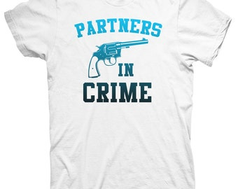 Partners In Crime T shirt