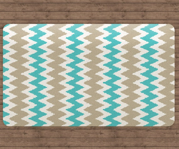 Area Rug 5x8 Turquoise And Grey Nursery Turquoise By